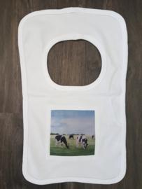Koeien slabbetje