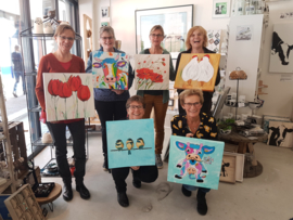 Resultaten workshop 5 oktober 2019