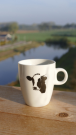 Coffee mug cow (Senseo)