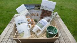 Koeien salland cadeau geschenken pakket