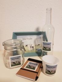 Koeien cadeau geschenken pakket Moai Fryslân