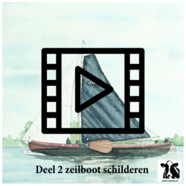 Live les / tutorial:schilderen zeilboot (zeilboot deel 2)