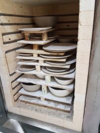 Bordje / schaaltje schaap 23 cm