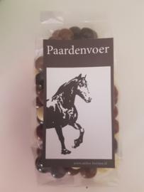 Chocopinda's: paardenvoer