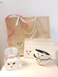 Geiten geschenken/cadeau  pakket