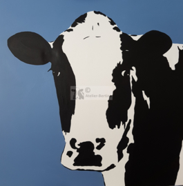 Cow (s) acrylic painting