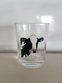 Shot glass cow