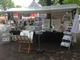 6 juni 2015 kunstmarkt Emmen