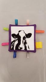 Label Tuch der Kühe