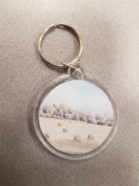Schaap kado/ cadeau / geschenk (landelijke aquarel)