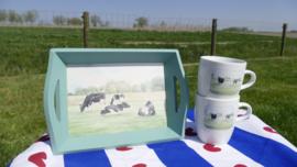 cadeau geschenken pakket koeien moai fryslân