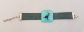 Bracelet with bird
