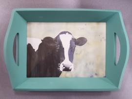 Dienblad koe