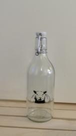 Schaap water/sap/wijn karaf klein