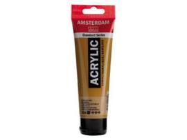 231 goud oker Acrylverf Amsterdam