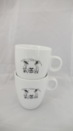 Coffee mug sheep (senso)