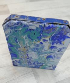 Acryl giet schilderijen en beelden