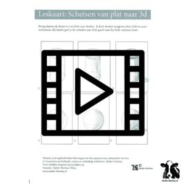 les live /tutorial schetsen: cilinder schaduw aanbrengen