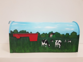 Koeien brievenbus