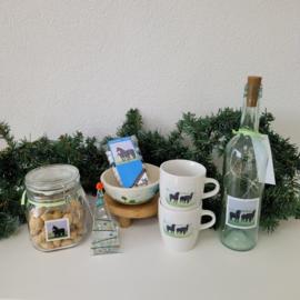 Paarden kerst cadeau / pakket