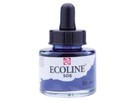 506 Ultramarijn donker Ecoline