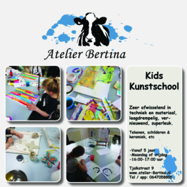 Kinderen: schilderen en keramiek