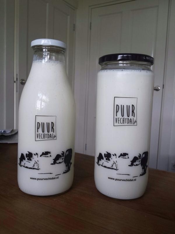 Opdracht: Melkflessen
