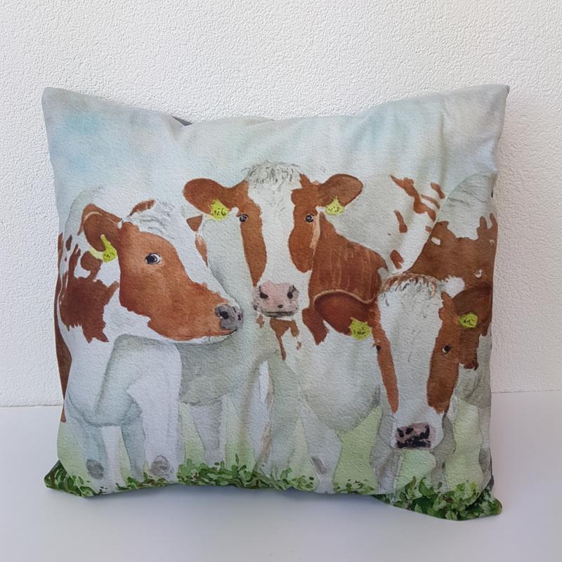 Cushion cow