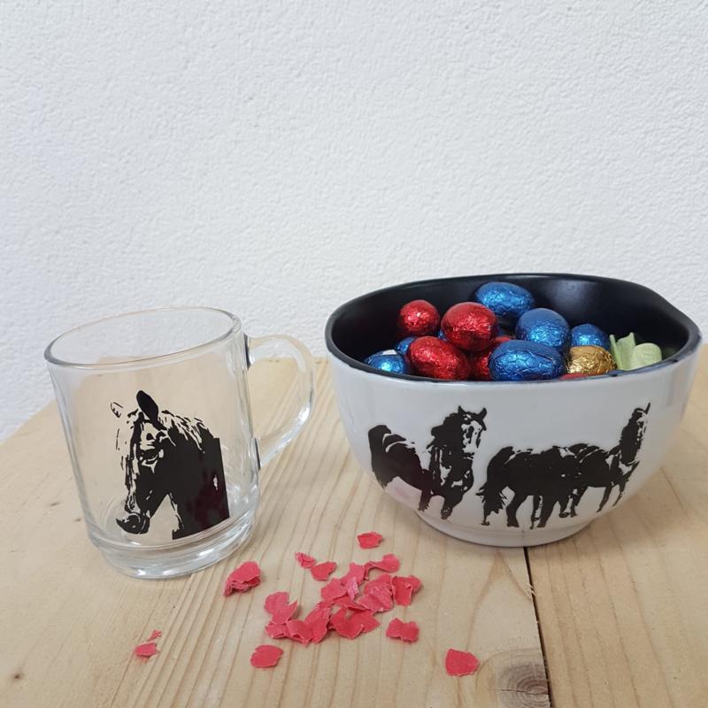 Pasen cadeau paard