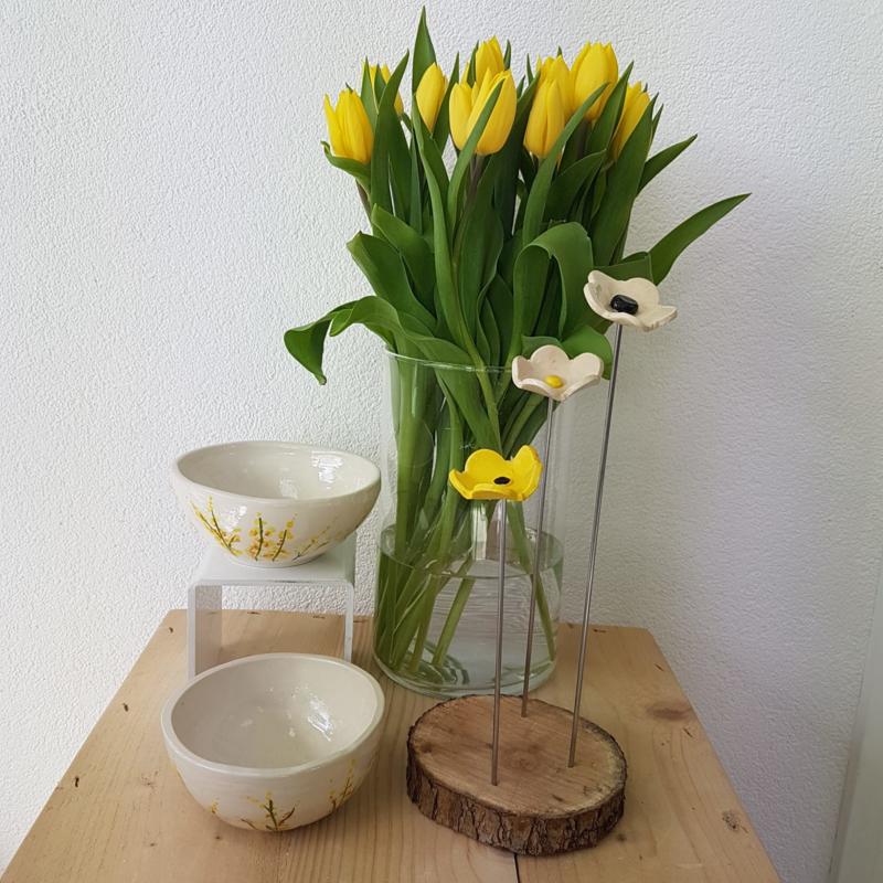 Bloemen set geschenk