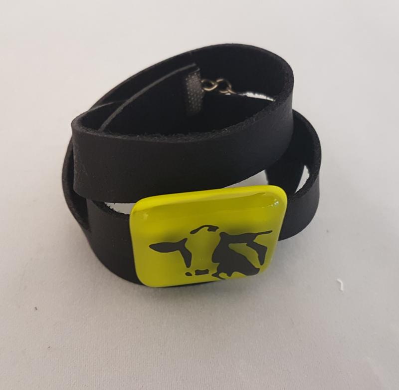 Armband met koe