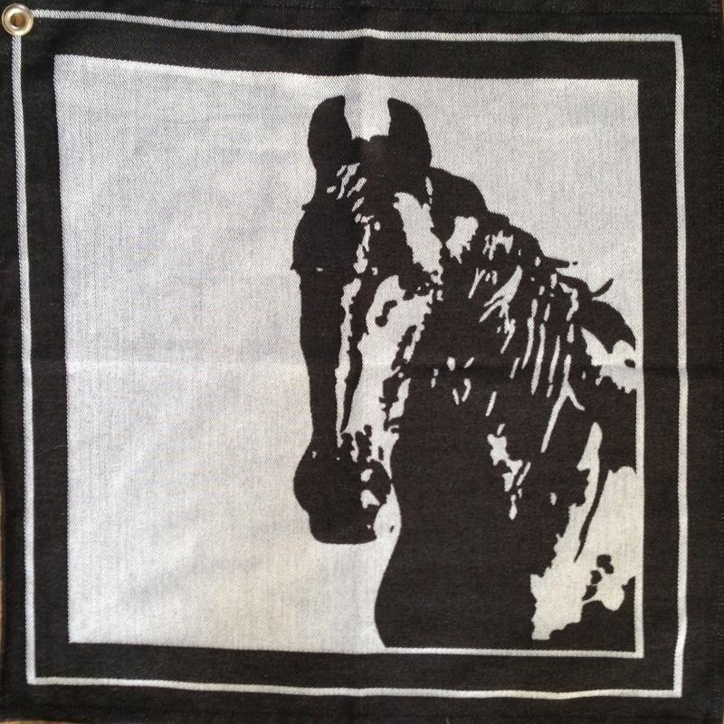 Luxury kitchen towel horse