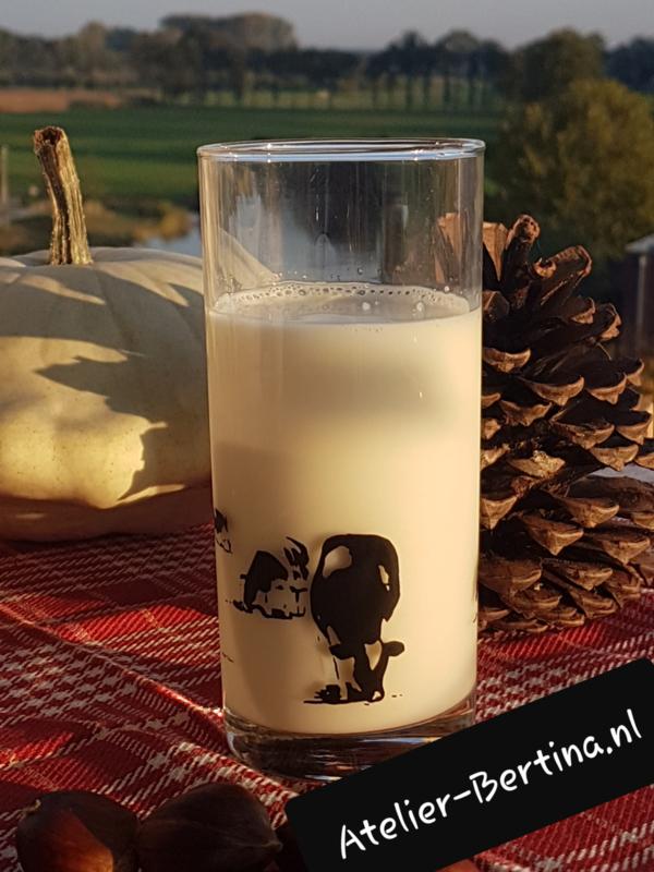 Koeien glas