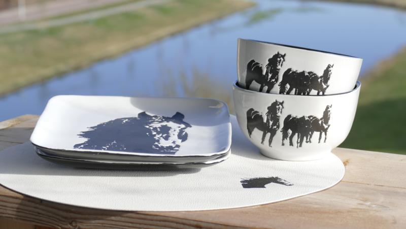 paarden ontbijt geschenken/cadeau pakket