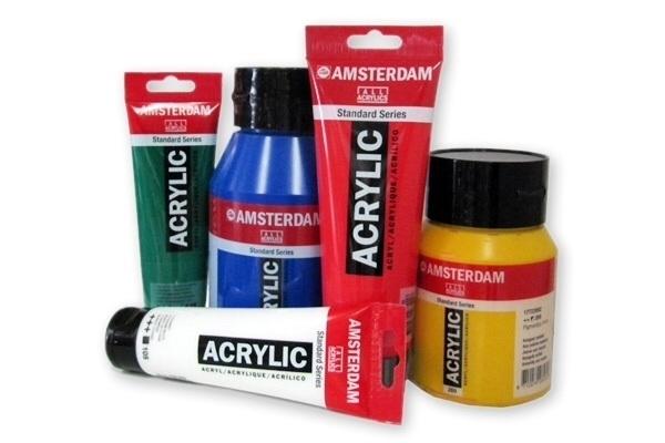 Acrylverf Amsterdam  250 ml