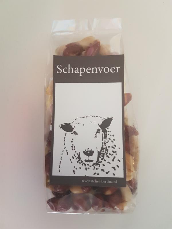 Nootjes mix: schapenvoer