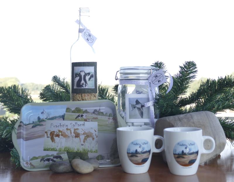 Prachtig Salland kerstpakket Phalter toren cadeau geschenken
