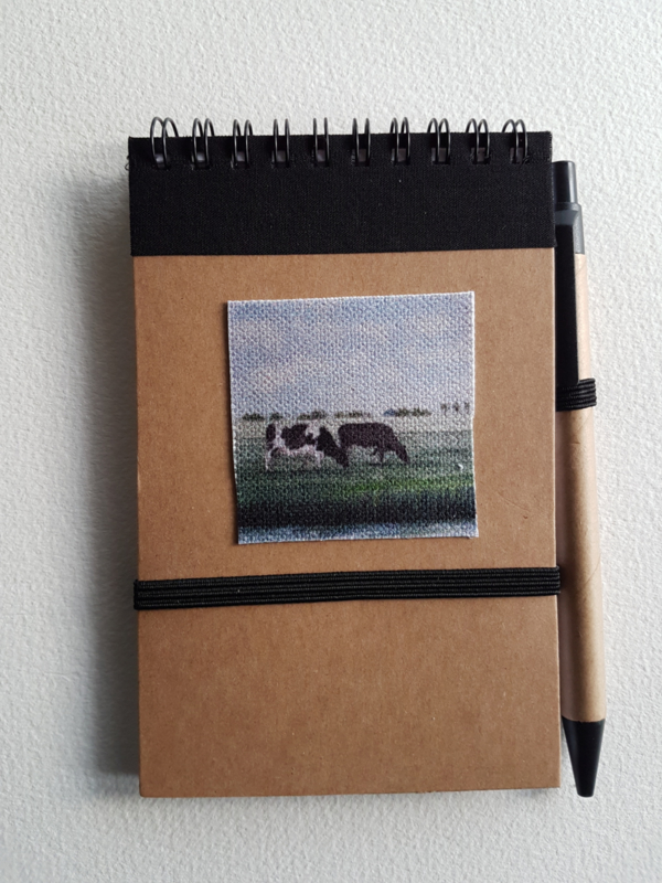Notitie boekje koe