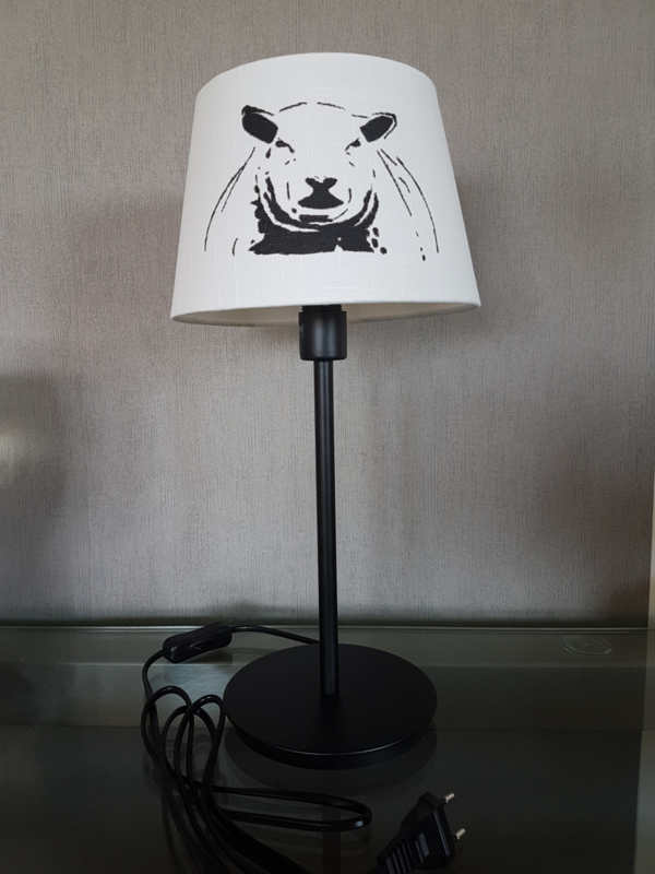 Sheep lamp