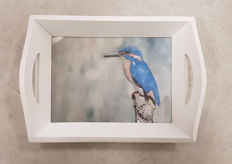 Tray kingfisher