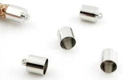 Metalen eindkapje 8mm