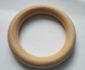 Houten ring ca. 6,7cm