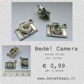 Bedel Camera per 3 stuks