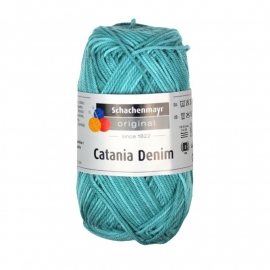 Catania Denim 165 Turquoise