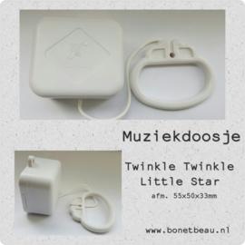 Muziekdoosje Twinkle Twinkle Little Star