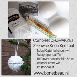Doe-het-zelf -pakket Zeeuwse Knop Kerstbal