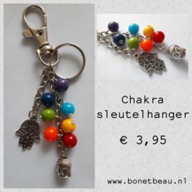 Chakra Sleutelhanger
