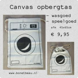 Opbergtas - waszak Wasmachine