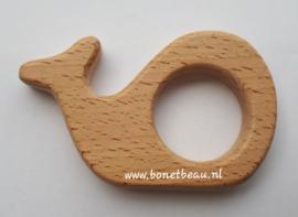 Beuken houten ring Dolfijn