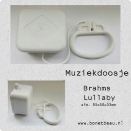 Muziekdoosje Brahms Lullaby